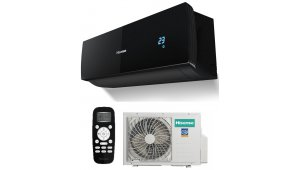 "Кондиционеры Hisense серии ""BLACK Star DC Inverter"""