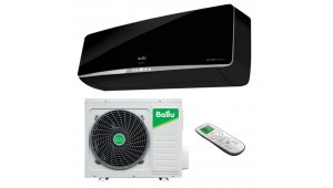 Кондиционеры Ballu - Серия Platinum DC Inverter Black Edition